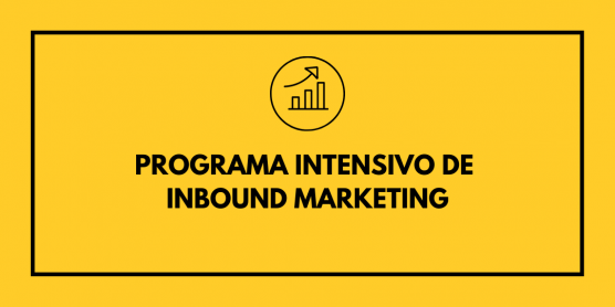 programa intensivo de inbound marketing